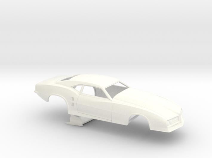 1/32 68 Firebird Pro Mod No Scoop 3d printed
