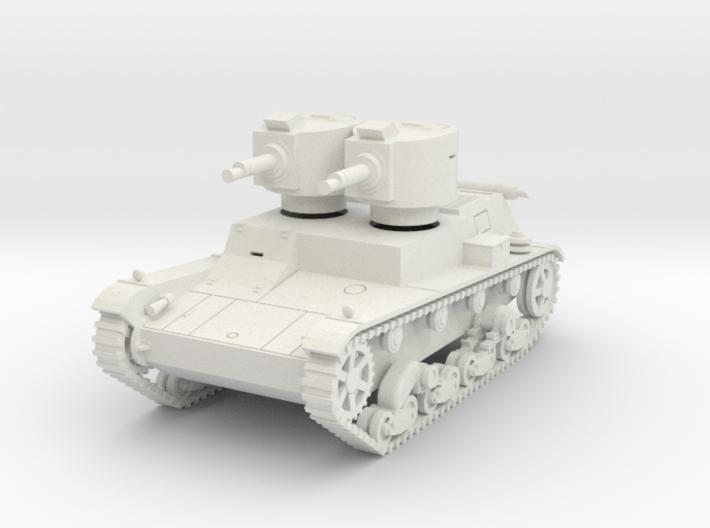 PV140 7TP Dual Turret (1/48) 3d printed