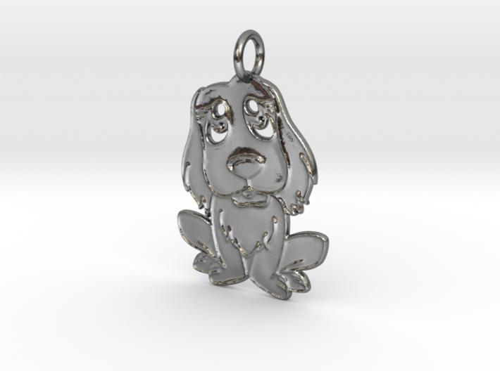 Cutest Pendant 3d printed