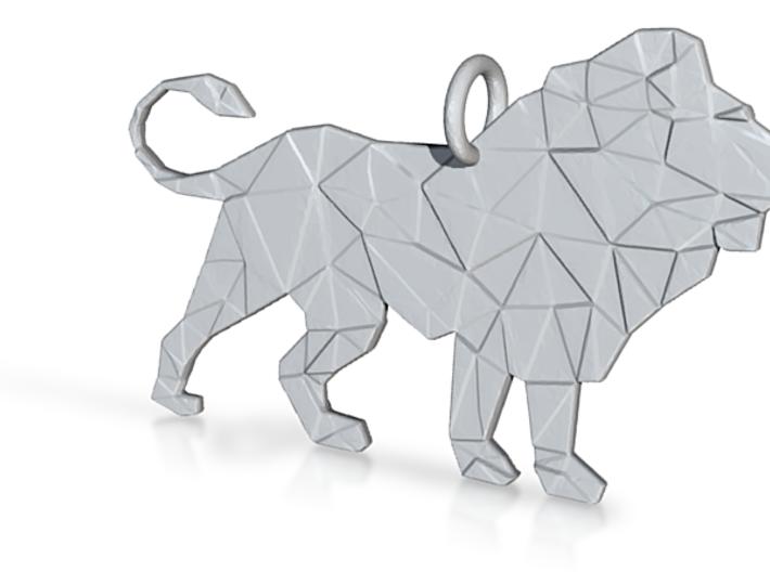 Leo3 Pendant 3d printed