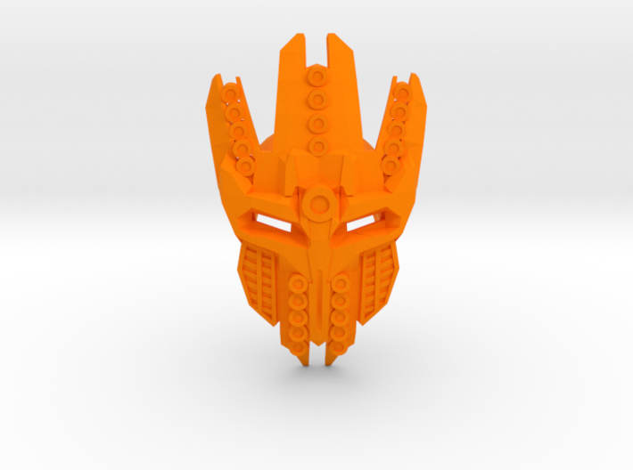 Mask Of Particle Beam Travel - For Sale At Cost 3d printed