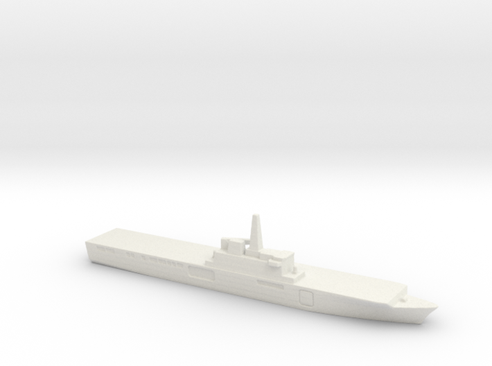 Osumi-class LST, 1/2400 3d printed
