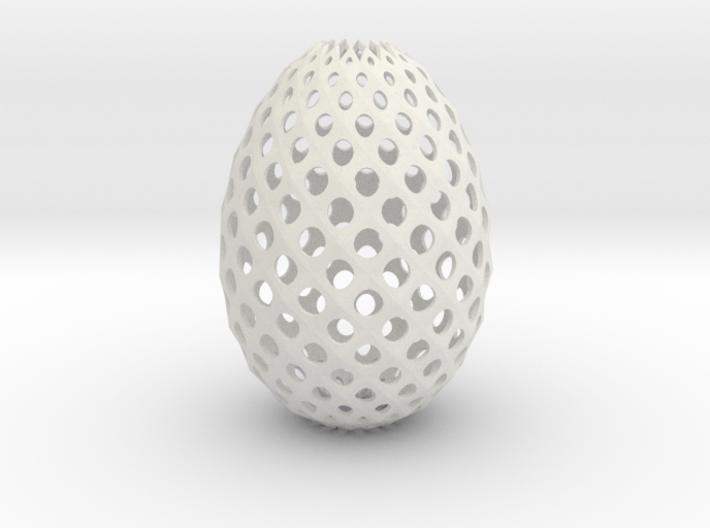 Ester Egg Round 3d printed