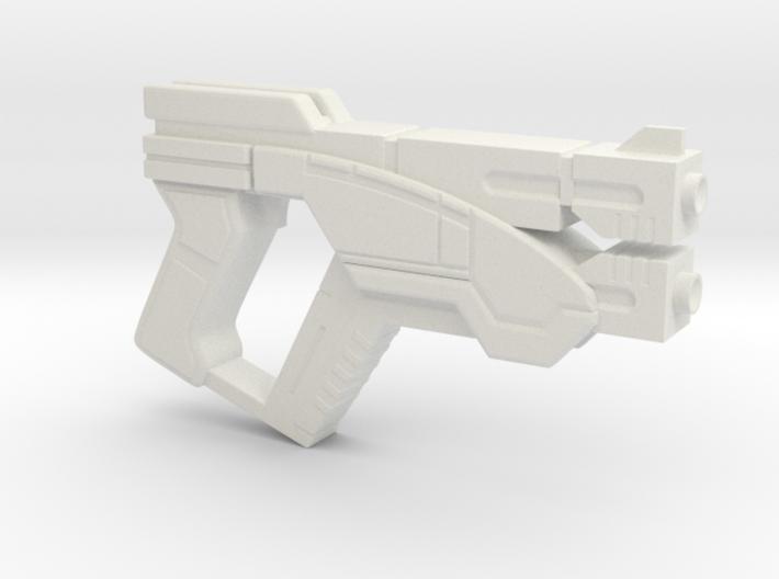 Predator Pistol 3d printed