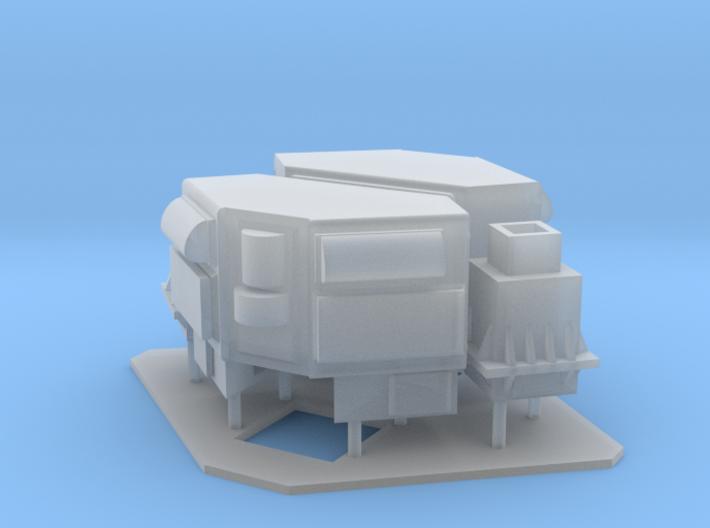 1:72 SLQ-32(V)3 3d printed