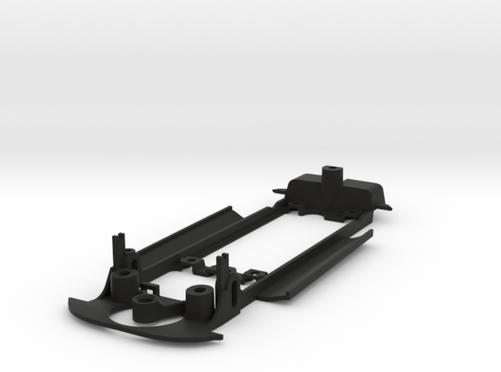 S17-ST4 Chassis for Scalextric Mini F56 SSD/STD 3d printed