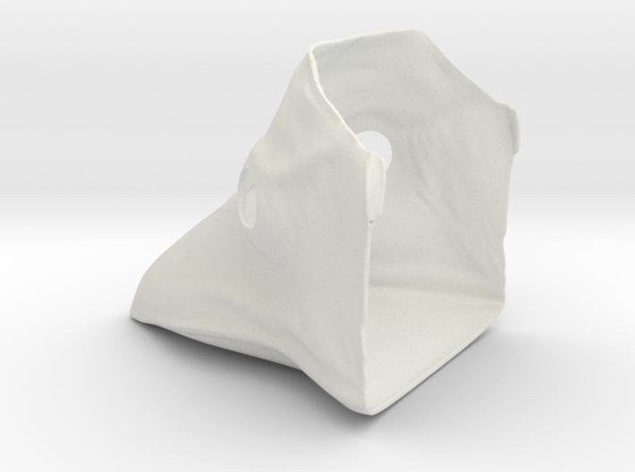 Plauge Mask 3d printed