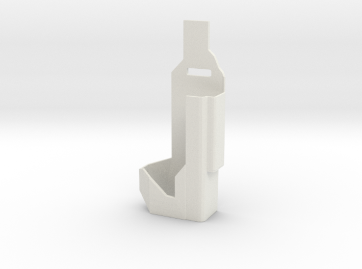 blade one MAC 11 Holster Right hand 3d printed