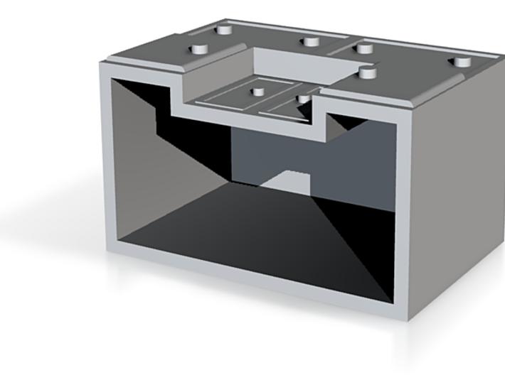 Classic Desk 3d printed