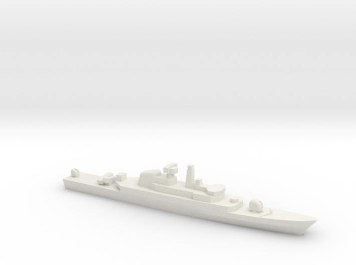 Alvand-class frigate (w/ C-802 AShM), 1/2400 3d printed