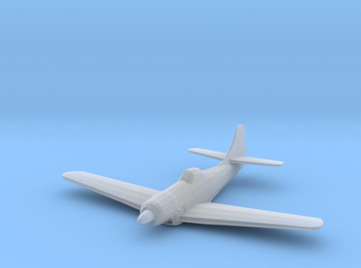 Boeing XF8B 1:200 x1 FUD 3d printed