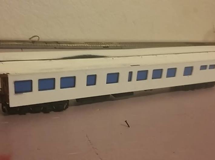 Pan Am Railways ST100 Engineer Side (HO Scale)  3d printed