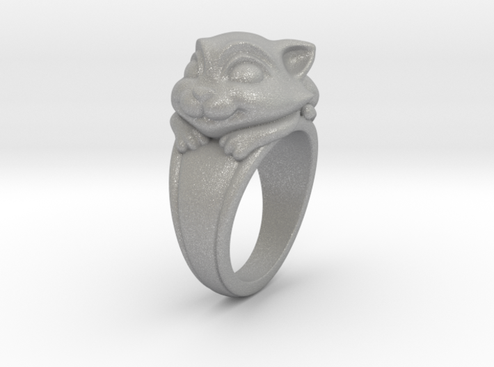 Cat Pet Ring - 17.35mm - US Size 7 3d printed