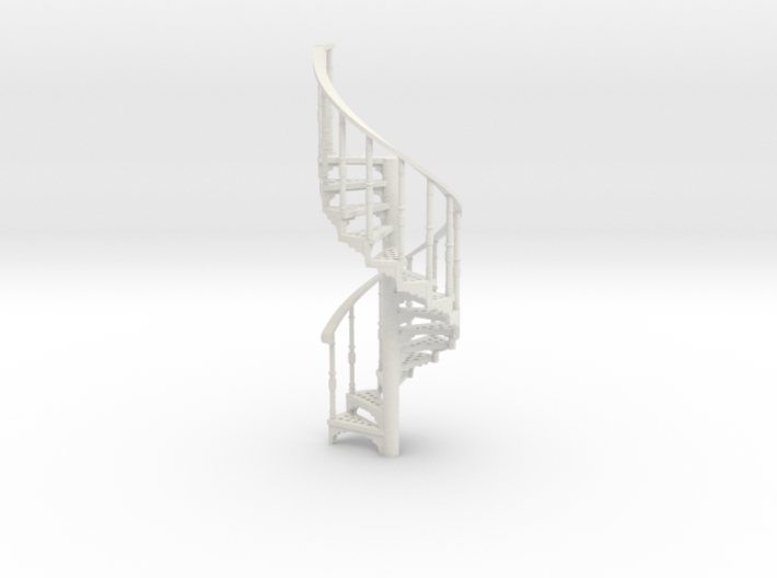 S-55-spiral-stairs-market-1a 3d printed