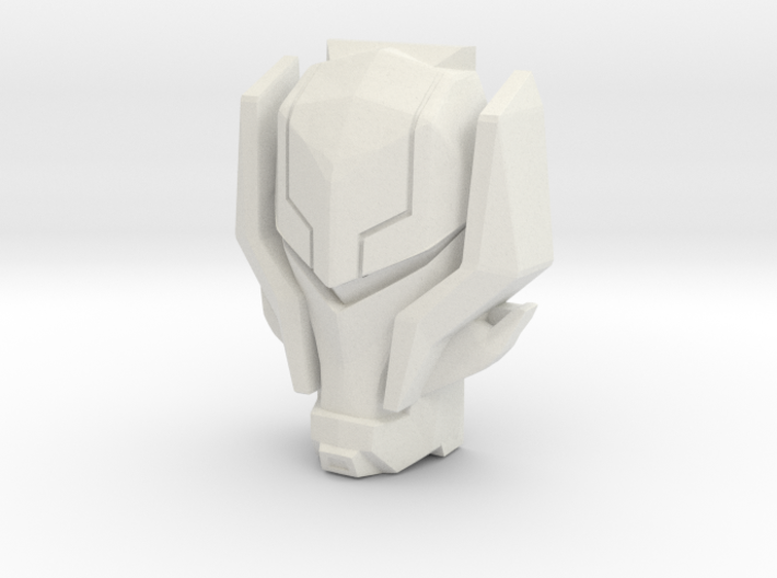 Vehicon, Prime Face (Titans Return) 3d printed
