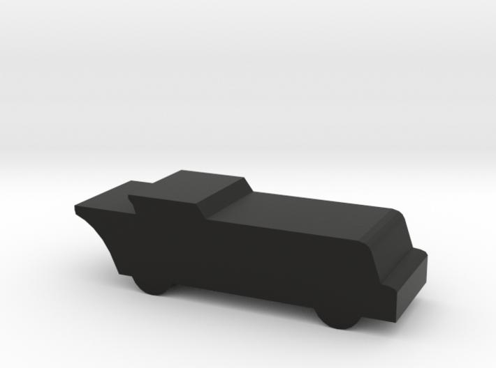 Game Piece, Superhero Vehicle 3d printed
