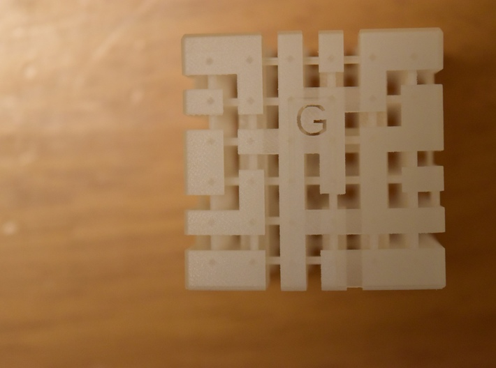 """Educational toys"" 3D_Printer Maze No.4 3d printed"