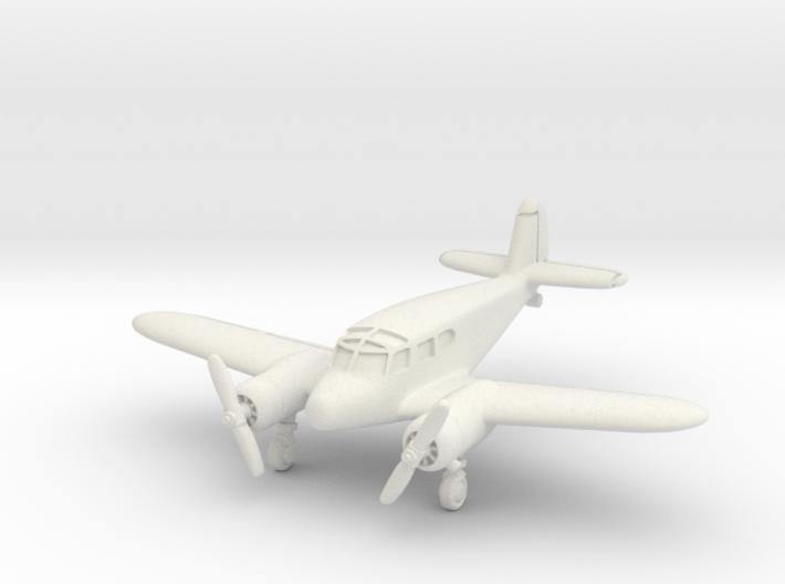 Cessna T-50 Bobcat 6mm 1/285 3d printed