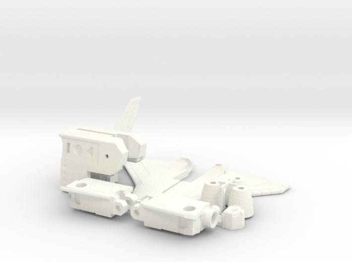 CW Blast Off Conversion Kit 3d printed