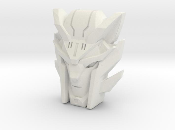 Steeljaw, RID Face (Titans Return) 3d printed