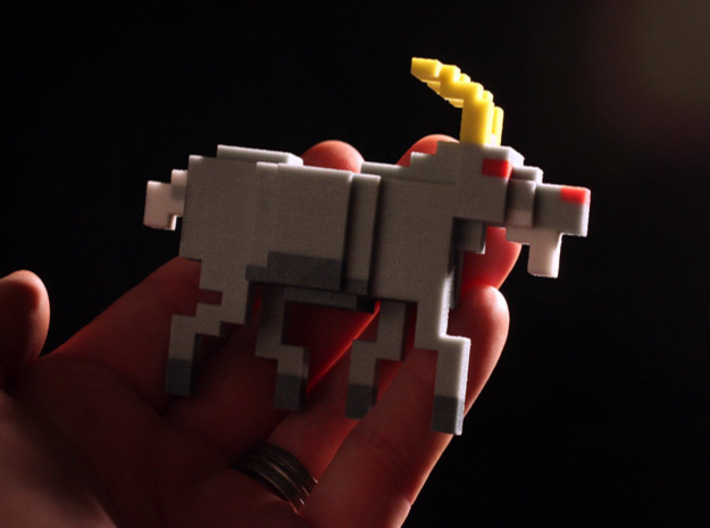 Hungry Goat 3d printed
