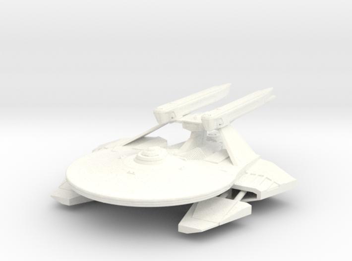 Smooth Triton 2500 3d printed