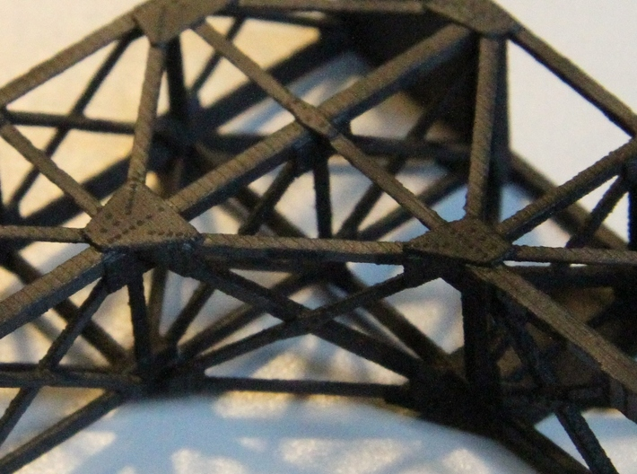 Large Cantilever FUD 3d printed Structure detail