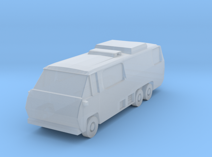 Large Van/ Stripes RV 3d printed