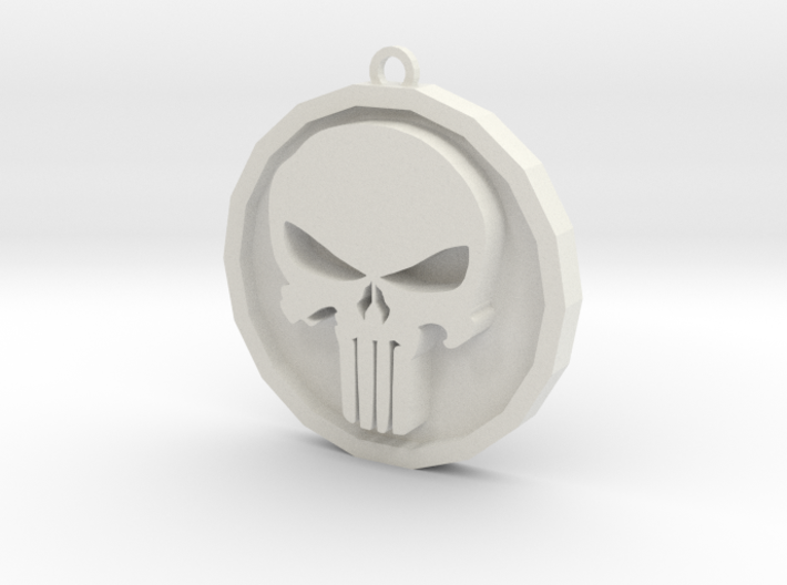 Keychain Ready 3d printed