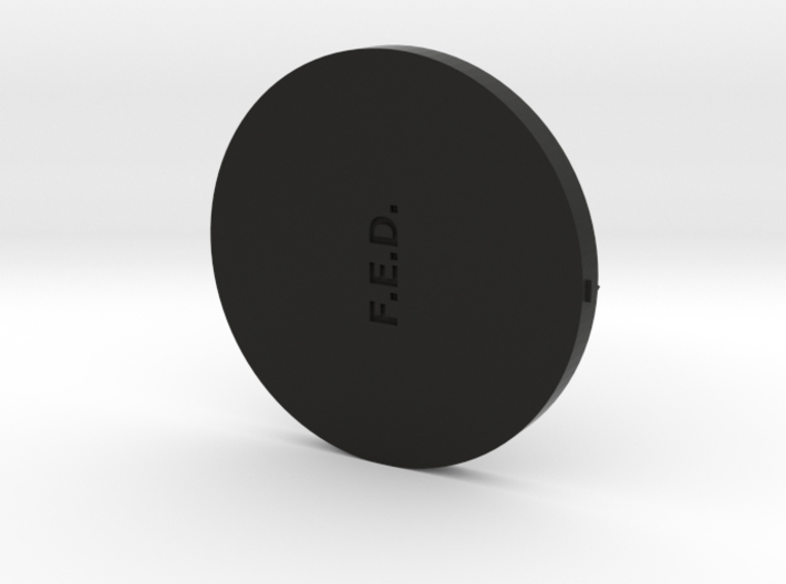 FED Lid Sep2016 3d printed