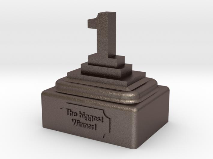 Trophy #1 3d printed