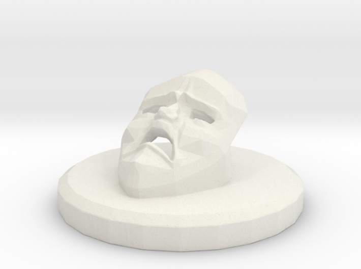 Betrayal At House On The Hill :Omen: Mask 3d printed
