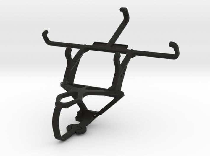 PS3 controller & Icemobile Prime 4.0 Plus 3d printed