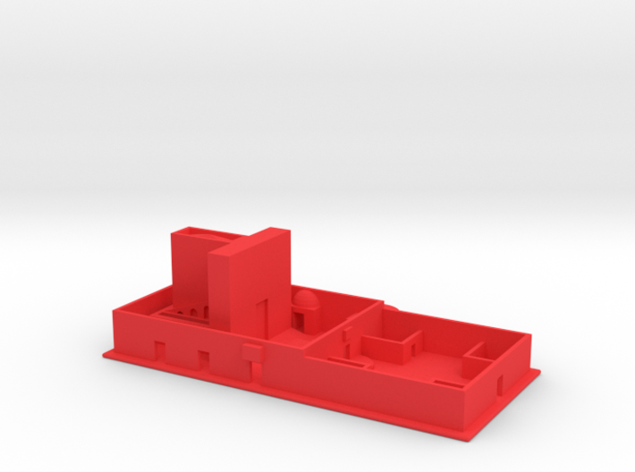Second Temple 4A 3d printed