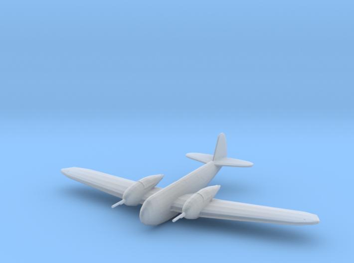 Bell YFM-1 'Airacuda' 3d printed