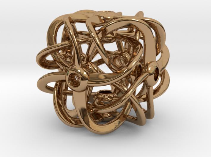 CYCLES pendant (cm 2) 3d printed