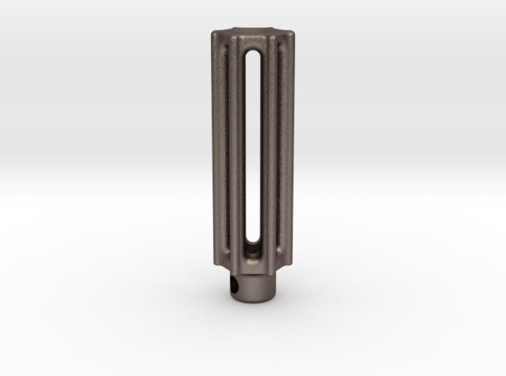 Tritium Fob2 for 3mm x 22.5mm vial 3d printed
