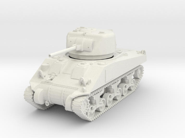PV142 M4 Sherman (Early Production) (1/48) 3d printed
