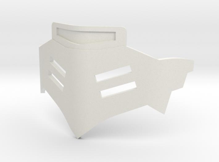 Rwby white fang 3d printed