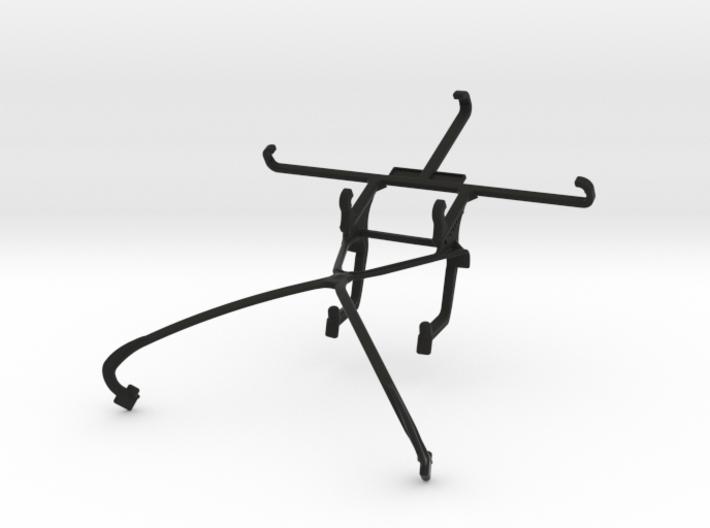 NVIDIA SHIELD 2014 controller & XOLO Black 1X - Fr 3d printed