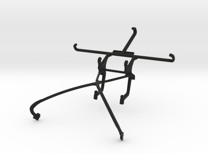 NVIDIA SHIELD 2014 controller & XOLO Black 3GB - F 3d printed