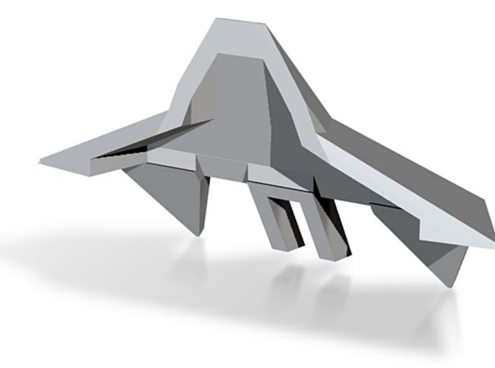 Foxicjrhead 3d printed