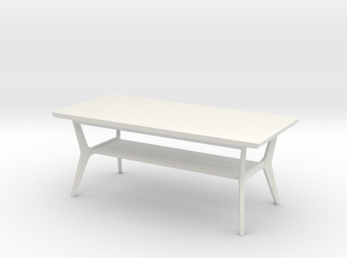 Retro Coffee Table 3d printed