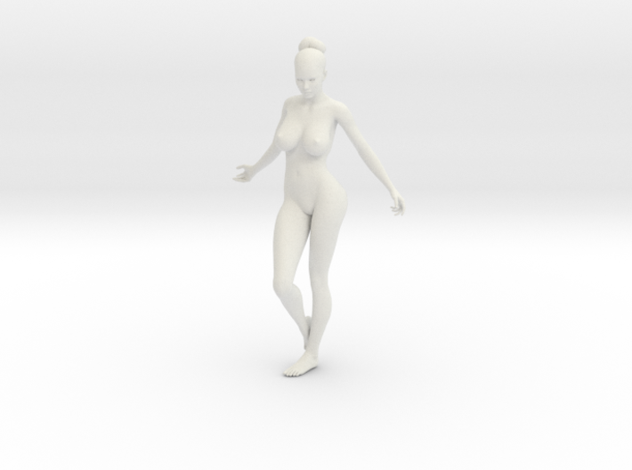 Sexy Girl-029 Scale 1/12 3d printed