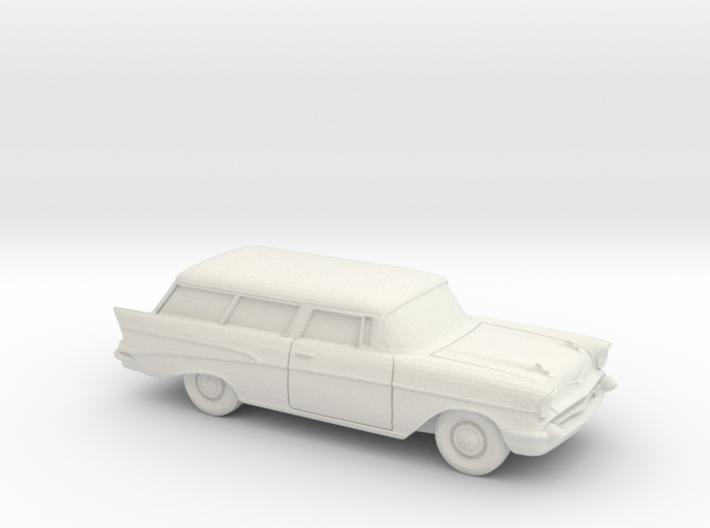 1/87 1957 Chevrolet Nomad 3d printed
