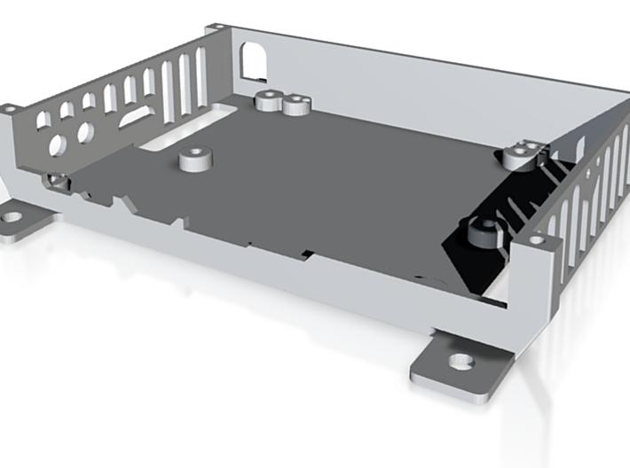 Udoo Case Standard 3d printed