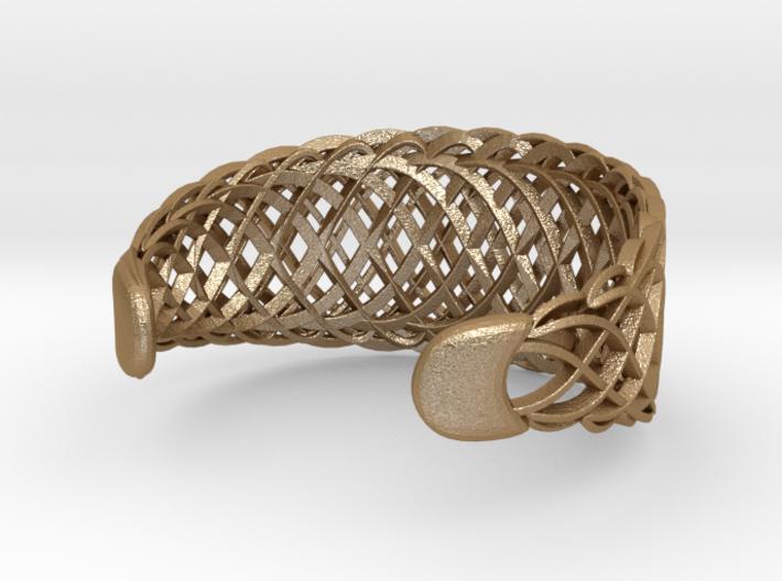 Echo.C Bracelet 3d printed