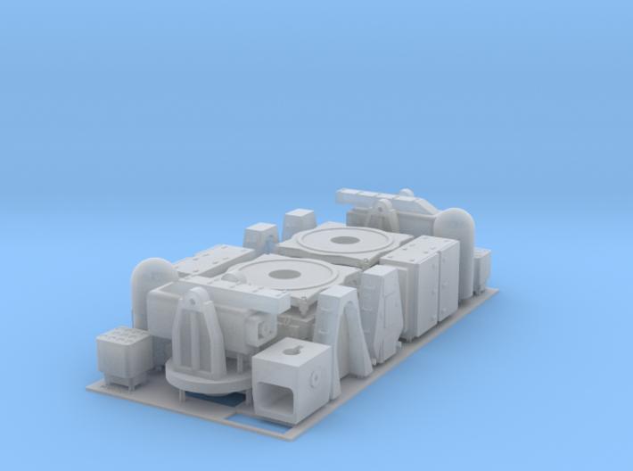 SeaRAM Kit x 2 - 1/96 3d printed
