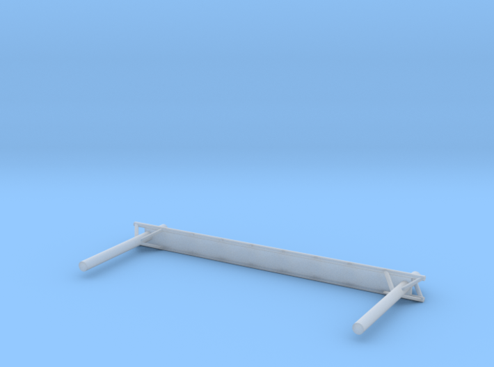 T Gauge Gantry Rack With Lights Leeds -06 3d printed