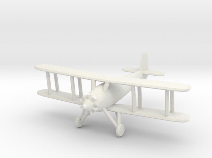 1/200 Heinkel He50 3d printed